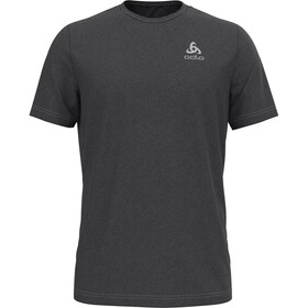 Odlo Millennium Element Crew Neck SS T-Shirt Men black melange